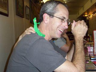 Gumby & Chuck