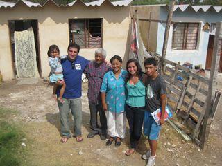 Paunovich family