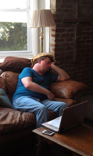 Sleeping_blogger